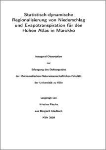 evapotranspiration thesis De-miguel, mario (2010) the evaluation of doctoral thesis a model proposal relieve, v 16, n 1, p 1-17 .